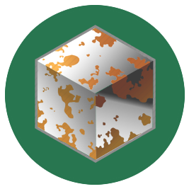 Rust removal icon