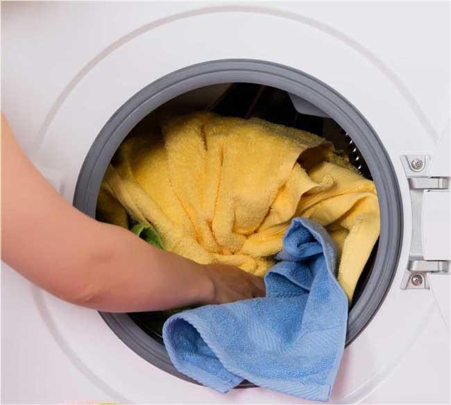 Hand in Dryer